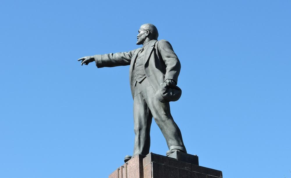 Картинки с памятником ленина
